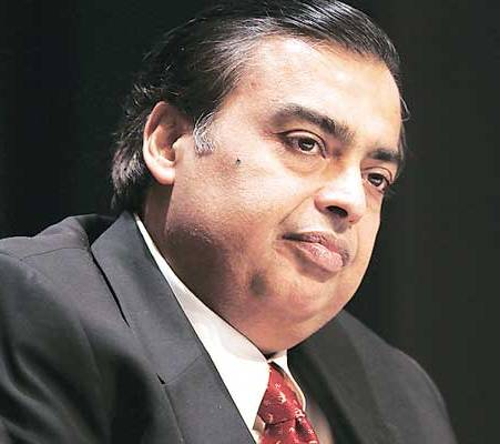 Technology can help India fight back various issues: says Ambani