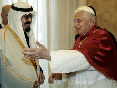 relationship between roman catholic and islam