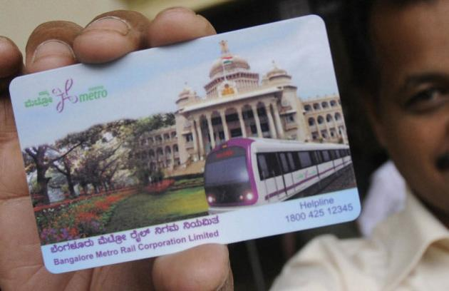 Bangalore welcomes new 'Namma Metro'