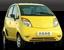 ''Nano'' popular among Rajkot college students