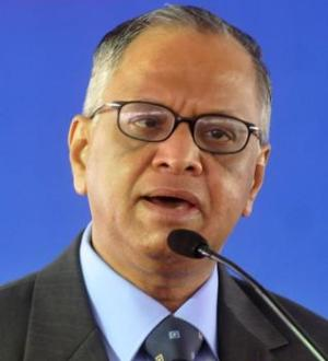 Narayana Murthy lauds 10% surcharge on super-rich