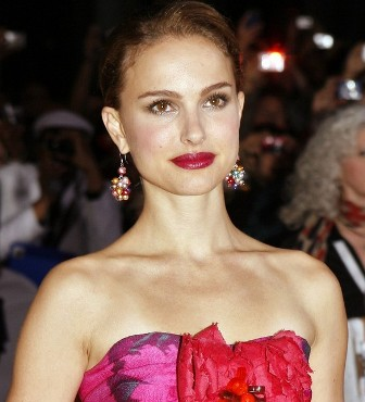 Natalie Portman talks about her fears of appearing nude onscreen