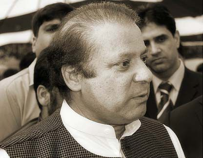 Trusting Zardari was the biggest mistake of my life: Sharif