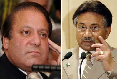 Sharif says demanding a consensus on Musharraf case equal to defending him