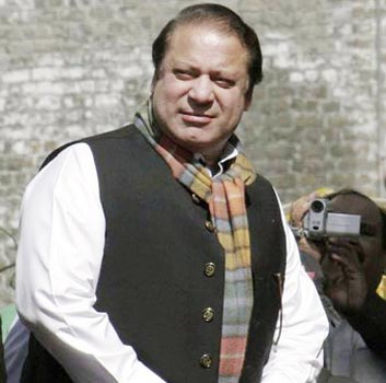 PML-N will not join Pak government: Nawaz Sharif