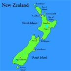 German backpacker, 20, survives New Zealand kayak accident