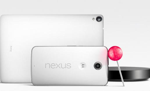 Google unveils set-top box, tablet, smartphone featuring Android Lollipop