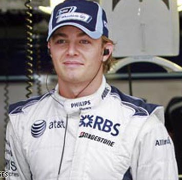 Rosberg a candidate for McLaren