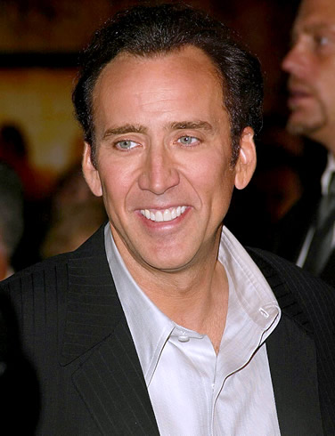 Nicolas Cage The Oscar winning actor Nicolas Cage has recently lost a huge ...