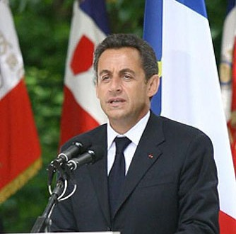 Sarkozy gives birth to a new hope at Copenhagen, backs calls to keep Kyoto Protocol