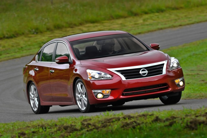 Nissan recalling over 13,000 new Altima sedans in US