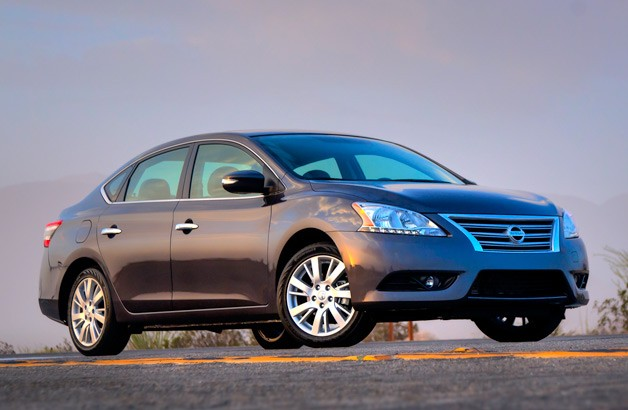 Nissan unveils its all-new 2013 Sentra compact car