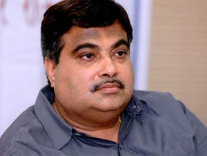 Nitin Gadkari to take over as BJP president
