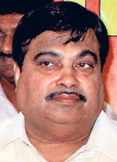 Gadkari says BJP-JMM-AJSU alliance will give a stable govt. in Jharkhand