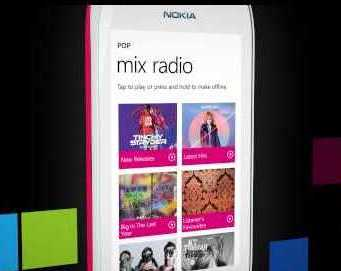Nokia to offer premium upgrade to its Lumia-only Mix Radio service
