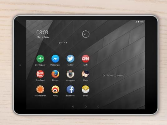 Nokia shows off first N1 Android Tablet