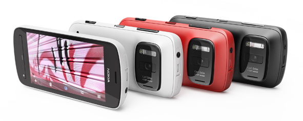 Nokia Pureview 808 Coming in May in India at Rs 29,999