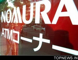 Nomura Holdings sees record net loss for fiscal 2008