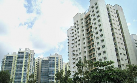 Resale volume of private non-landed homes rises in March
