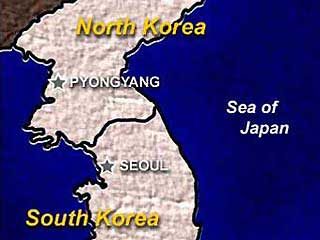 North, South Korea exchange fire in Yellow Sea