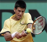 Plucky Djokovic fights off illness to overcome Tsonga