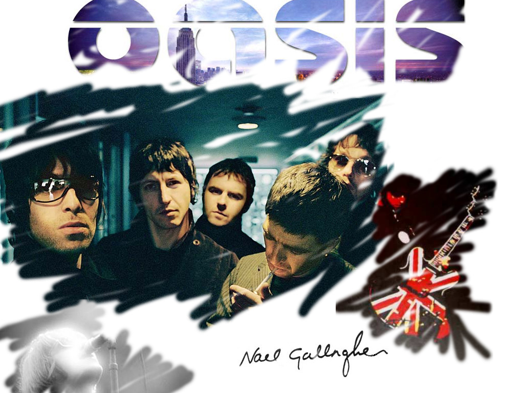212: New Oasis Band Wallpapers Oasis Band Wallpaper