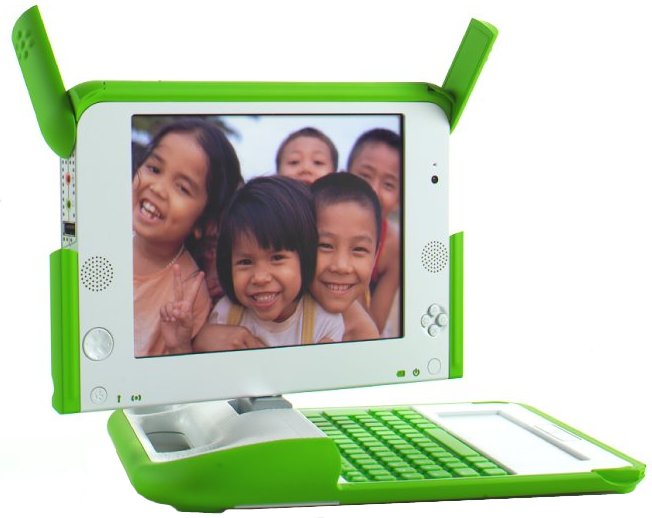 OLPC Project get EA SimCity