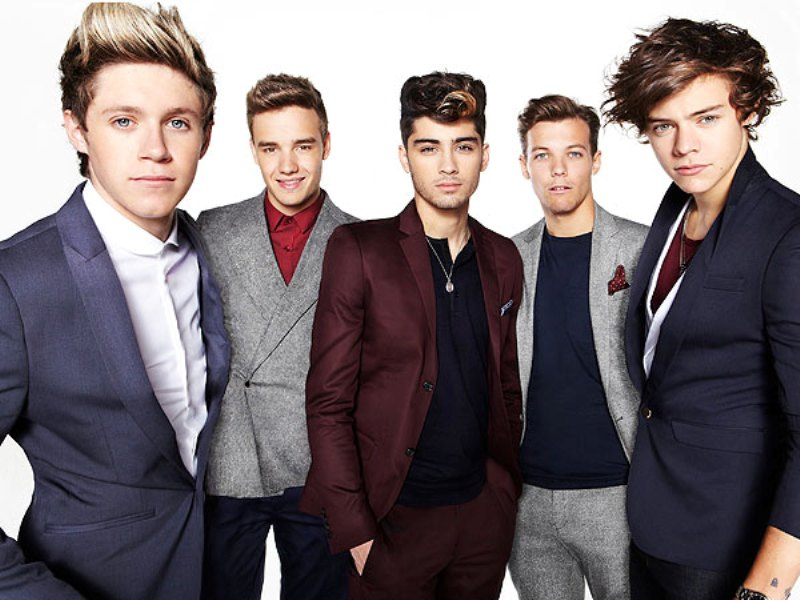 One Direction On English