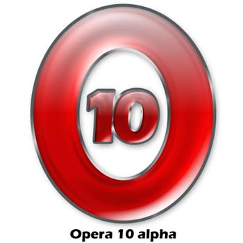 Opera 10 now available online