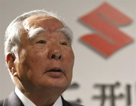 Suzuki chairman unclear when court will rule on VW dispute -Suzuki Chairman Osamu Suzuki