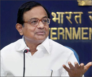 Govt. will be able to achieve its spectrum auction target: Chidambaram