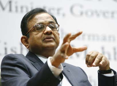 Chidambaram says ULFA suspected behind Assam blasts