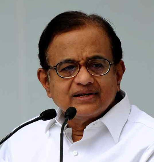 Chidambaram inaugurates India's first Post Office Savings Bank ATM