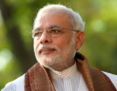 PM Modi as Asian of the Year 2014