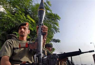 Pak Army offensive in Lower Dir displaces 30,000