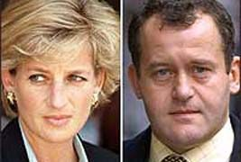 Princess Di's ex-butler Paul Burrell fears his U.S. career is in jeopardy
