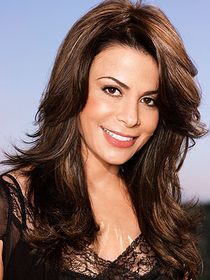 Hairstyles Female Celebrities Paula Abdul