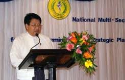Myanmar, India step up cooperation in health sector