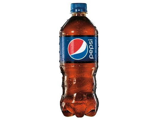 Pepsi launches new 20-ounce bottles