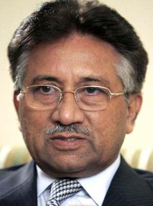 Musharraf asks America to give unconditional aid to Pak