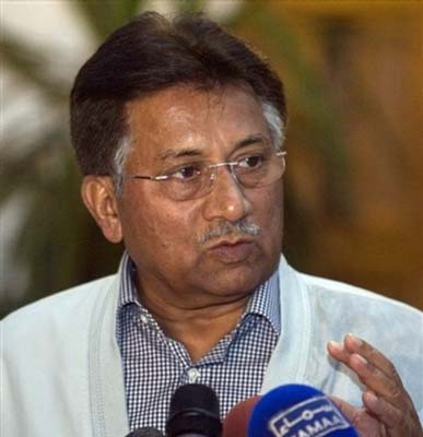 """Despondent"" Musharraf ready to take charge of Pakistan once again"