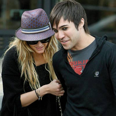 ashlee simpson and pete