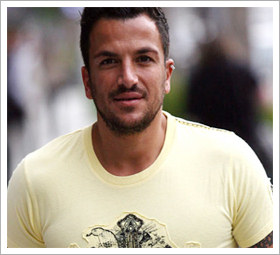 Peter Andre's Christmas wish – a new girlfriend