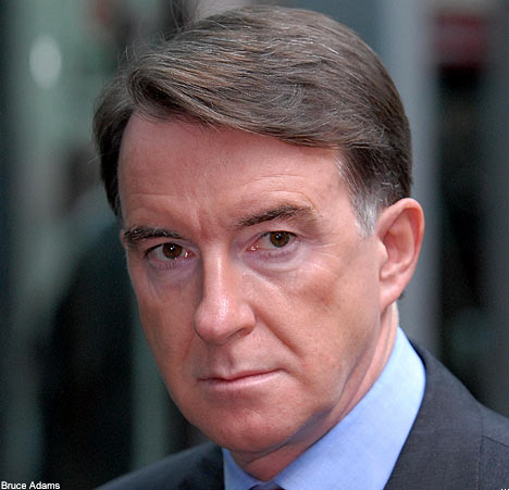 Image result for peter mandelson