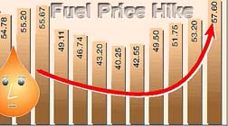 Fuel price hike decision likely today