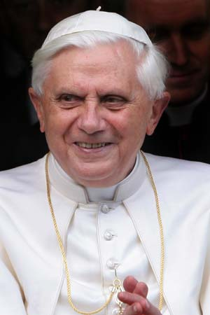 Pope Benedict XVI | TopNews