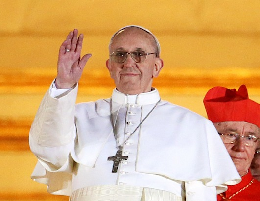Meghalaya's Catholics welcome election of Pope Francis