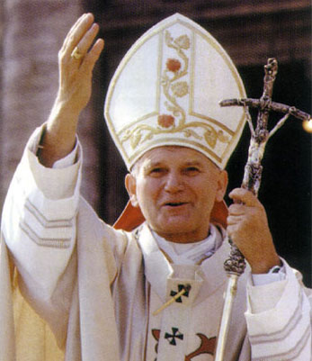 picture of a pope