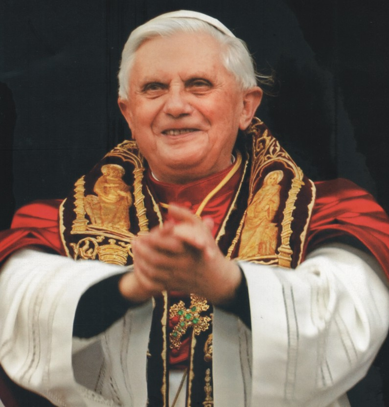 Pope Benedict to visit Rome's Great Synagogue