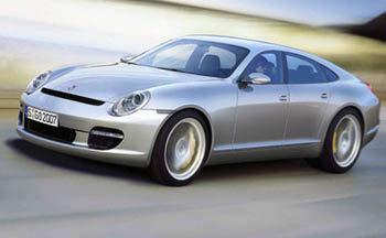 Porsche on Porsche Panorama  The German Sports Carmaker S First Luxury Saloon